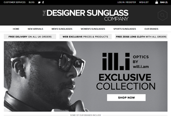 The Designer Sunglass Company