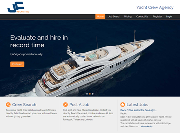 JF Recruiting - Yacht Crew Agency