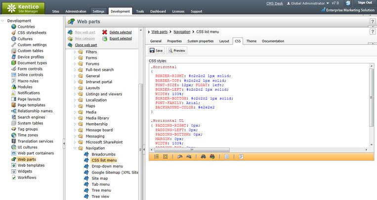 Kentico CMS 7.0 Developer\'s Guide