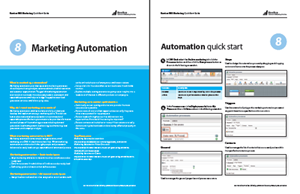 Marketing Automation Quick Start Guide