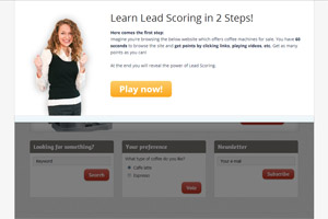 lead scoring tutorial