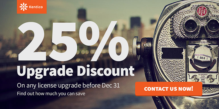 Upgrade Discount Image