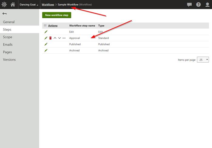 Adding Custom Workflow Notifications To Kentico