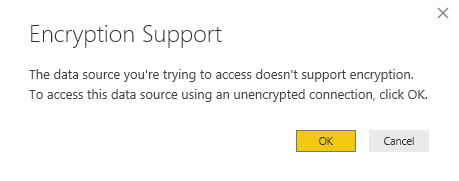 Encryption Support
