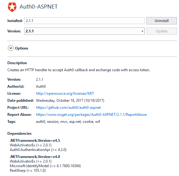 Integrating Auth0 With Kentico