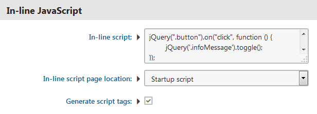 Best Practices For Working With JavaScript in Kentico