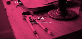 Pods Widget Template preview