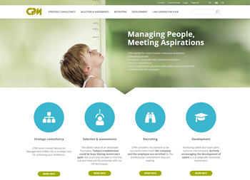 CPM-HRM - Managing People, Meeting Aspirations