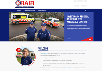 NSW Ambulance - Rural Ambulance Infrastructure Reconfiguration